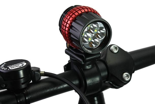 Xeccon sogn la nuova frontiera luminosa per i bikers della