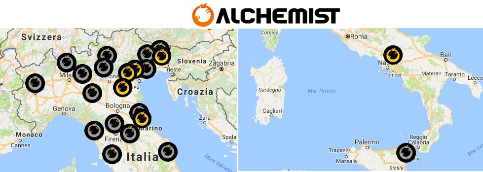Alchemist Point Italia