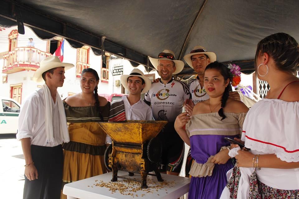 La Leyenda del Dorado Sauser e Montoya