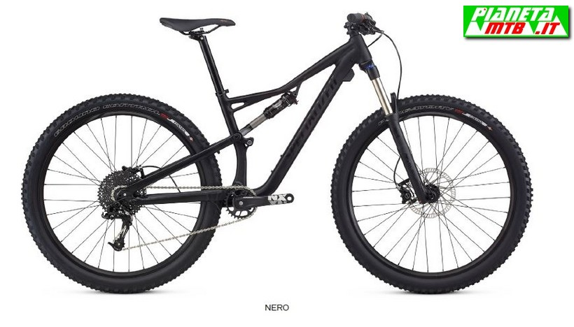 Specialized Camber FSR 650B Women