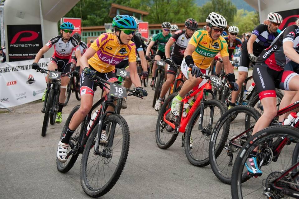 Bike Four Peaks #2: Gilberto Perini consolida la ...