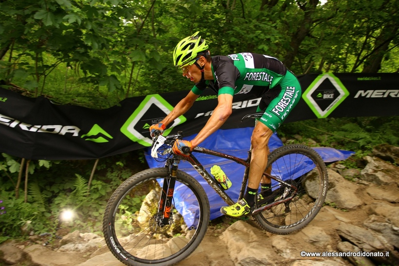 Daniele Braidot a Courmayeur 2016