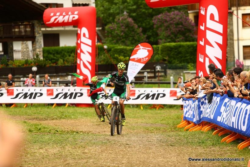 Luca e Daniele Braidot dominano il campionato italiano cross country 2016