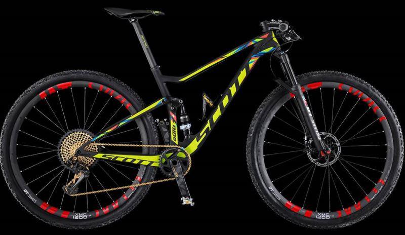Scott Spark RC 900 Rio edition