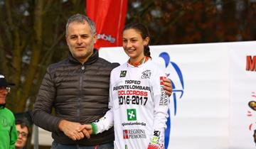 Lissone Mtb: Martina Recalcati si conferma leader del Trofeo Piemonte-Lombardia