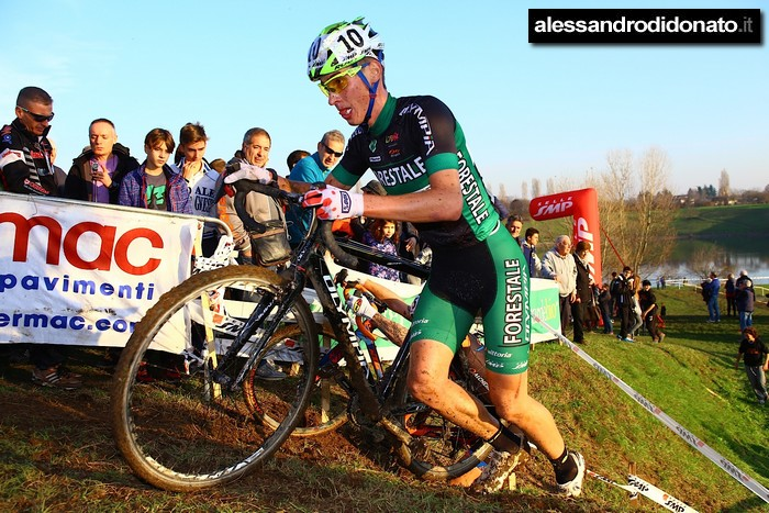 Luca Braidot ciclocross
