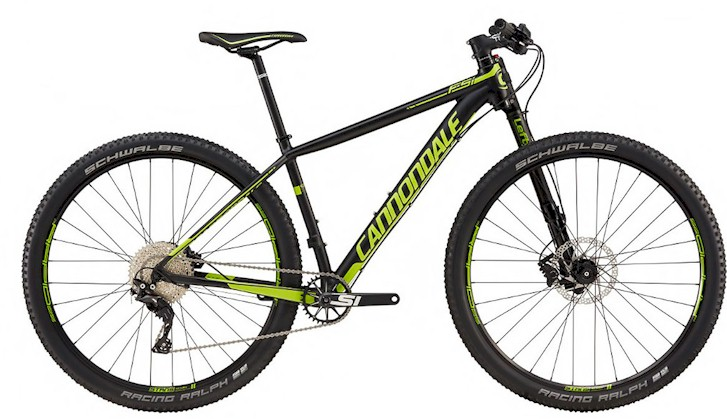Cannondale F-Si 1