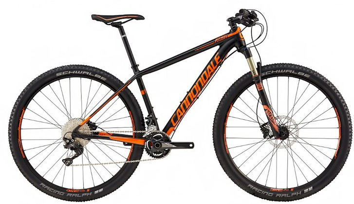 Cannondale F-Si 2