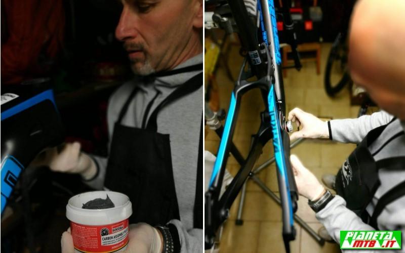 Soudal paste uso bicicletta