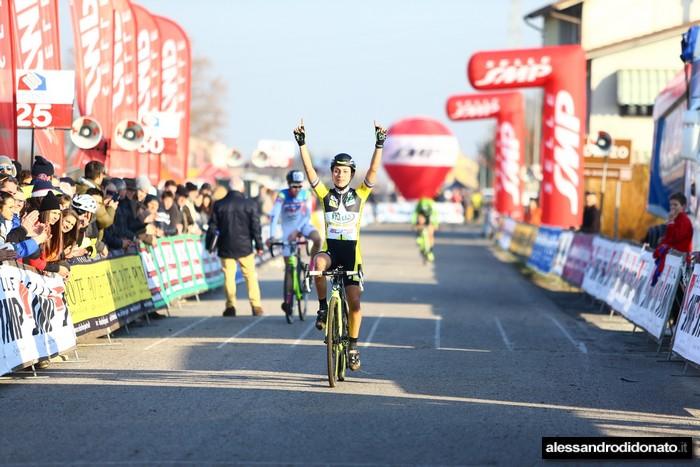 Ciclocross internazionale del Ponte - Alice Maria Arzuffi