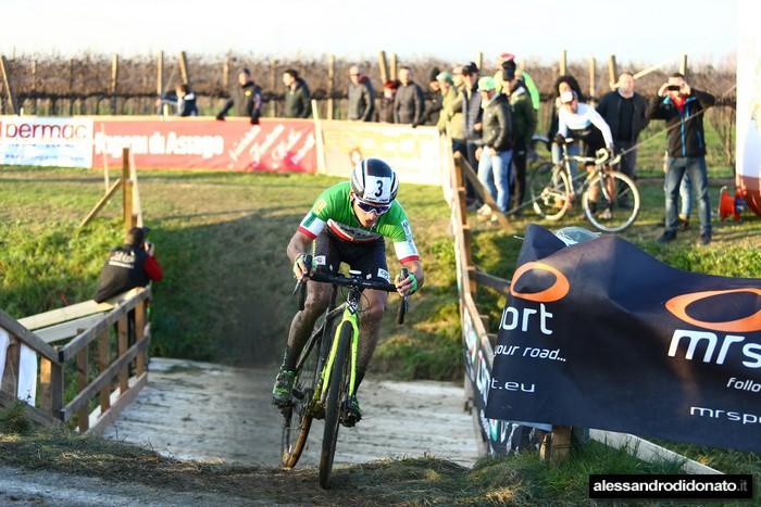 Ciclocross internazionale del Ponte - Gioele Bertolini