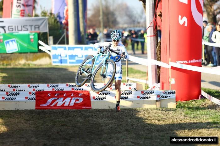 Ciclocross internazionale del Ponte - Chiara Teocchi