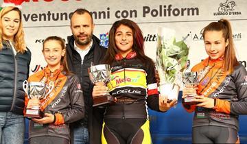 Lissone Mtb: Festività del Santo Natale trascorse sui campi gara per gli appassionati del ciclocross.