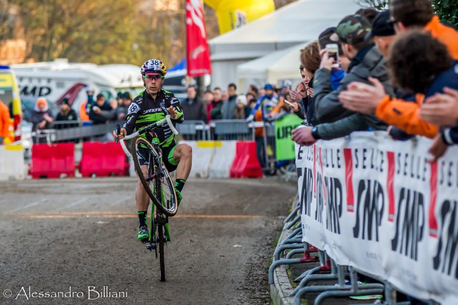 Marco Aurelio Fontana è tornato, vince nel ciclocross il Trofeo ...