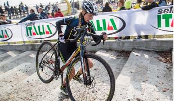 Merida Italia team: Ciclocross durante le feste di Natale