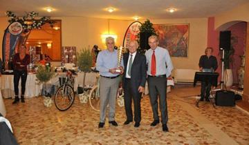 La S.C. Barbieri conclude il 2016 con la Festa del Ciclista