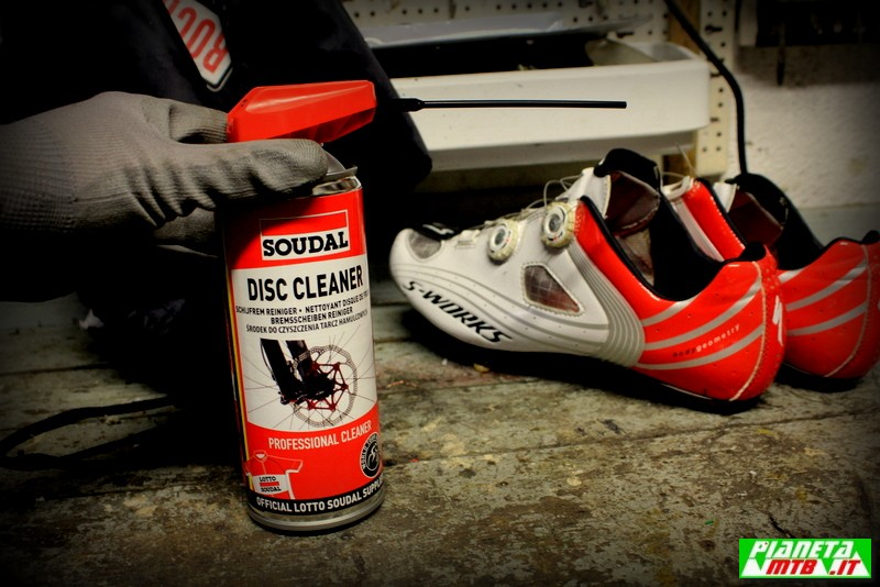Soudal Disc Cleaner