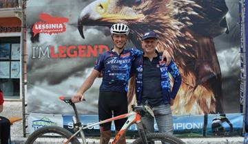 Il team Todesco inizia l'avventura 2017 dalle Torricelle