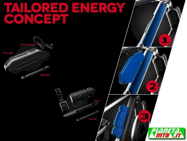 Focus T.E.C. Tailored Energy Concept
