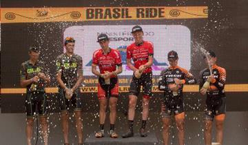 Team Trek Selle San Marco: Al Brasil Ride Medvedev e Rabensteiner sempre leader dopo 5 tappe
