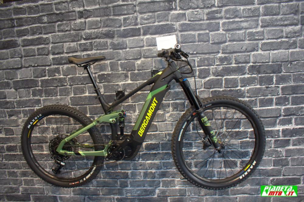 Bergamont Trailster Elite 27