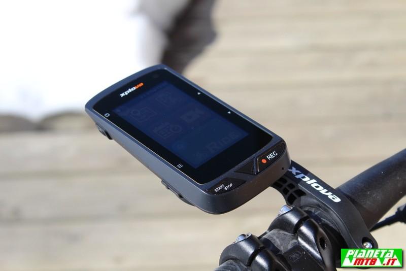 xplova x5 evo bianchi  Xplova X5 Evo: Benvenuti nel ciclismo 2.0 - Pianeta Mountain Bike