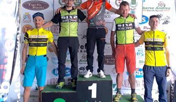 Lissone MTB: Alessandro Maiuolo vince nel Giro di Bramaterra!