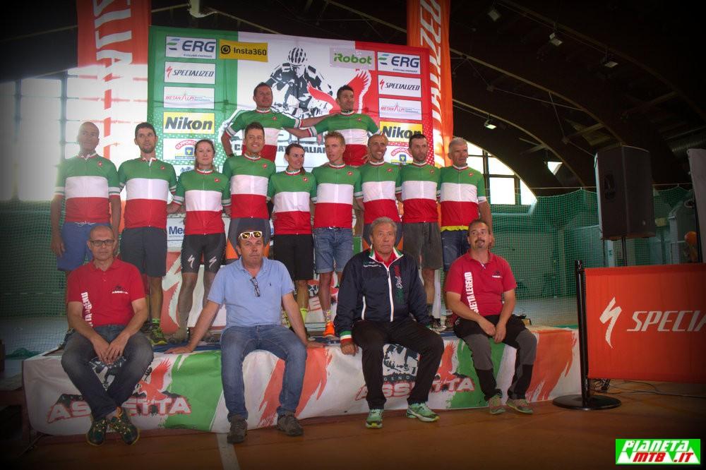 Campioni italiani marathon 2018