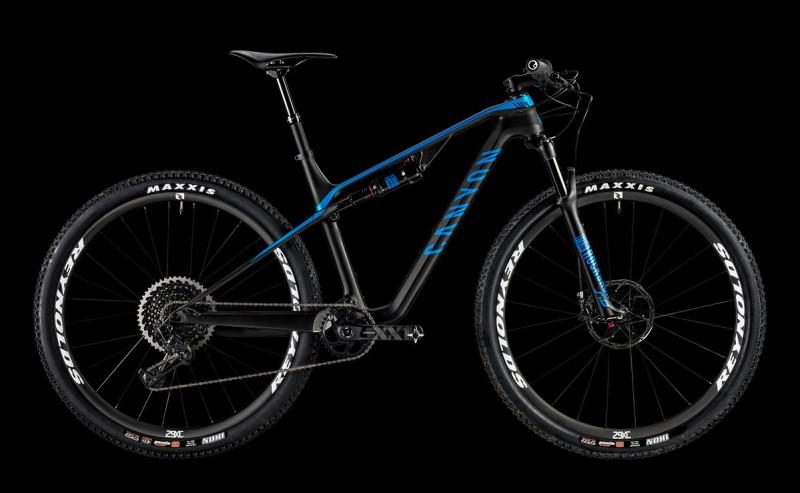 CANYON LUX CF SLX 9.0 PRO RACE