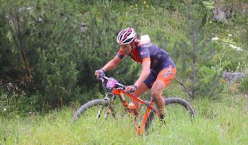 Stefano Lanzi torna alle gare con la vittoria della Alta Valtellina Bike Marathon!