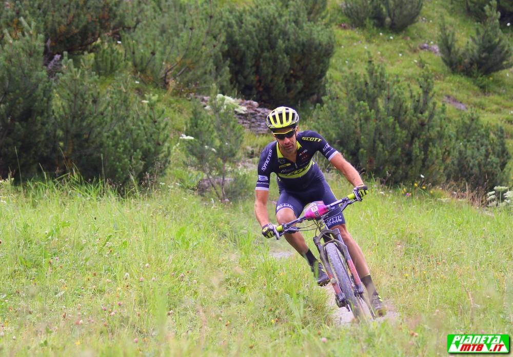 Cristiano Salerno - Alta Valtellina Bike Marathon