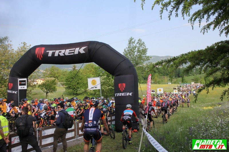 Conca d'Oro Bike podio 2018