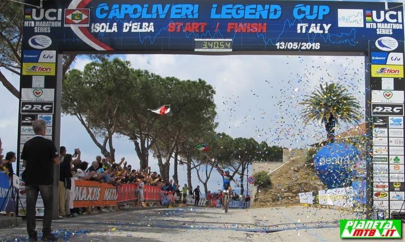 Capoliveri Legend Cup - Leonardo Paez