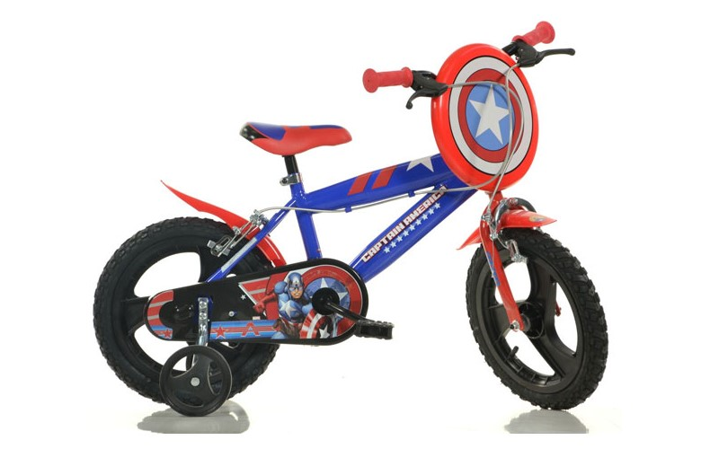 Dino Bikes Captain America