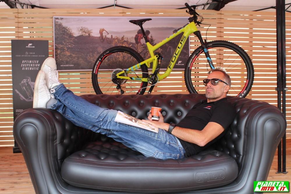 Mike Kluge Focus Bikes