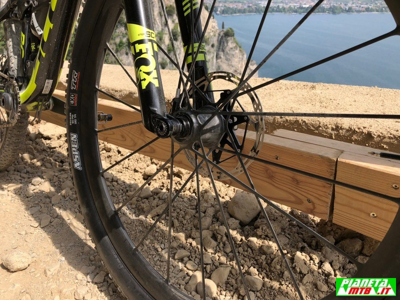 Syncros Silverton SL set ruote mountain bike