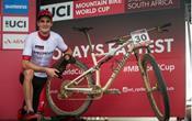 Specialized Epic S-Works: 4 dettagli sulla full di Sam Gaze che ha vinto domenica a Stellenbosch