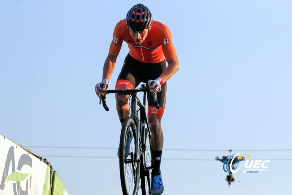Mathieu Van der Poel Campione Europeo