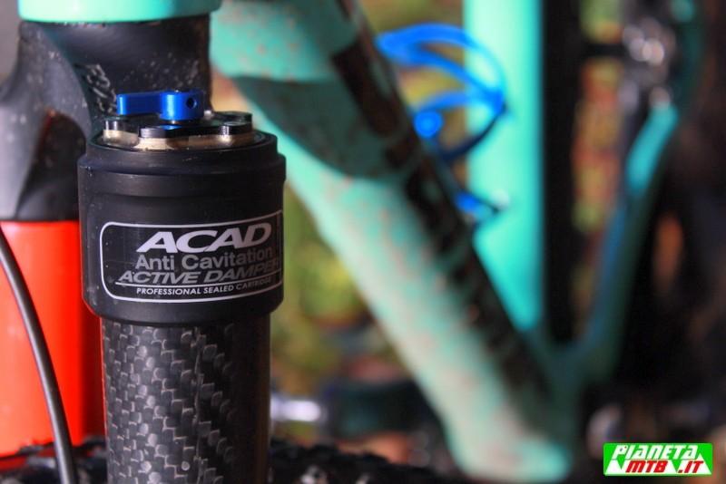 Cartuccia ACAD Bright Racing Shocks