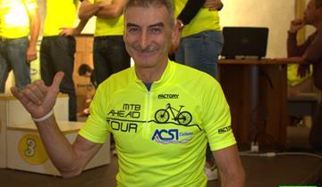 Anche l'MTB Ahead Tour è di Leonardo Arici