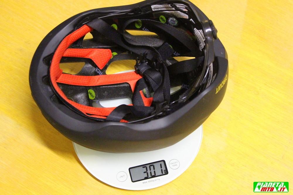 peso casco Bontrager Circuit