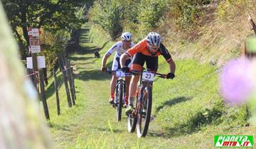 Cattaneo 2° in volata alla Tremalzo Bike
