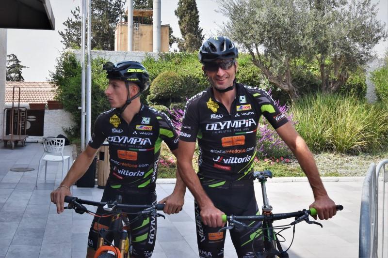 Marzio Deho e Jacopo Billi