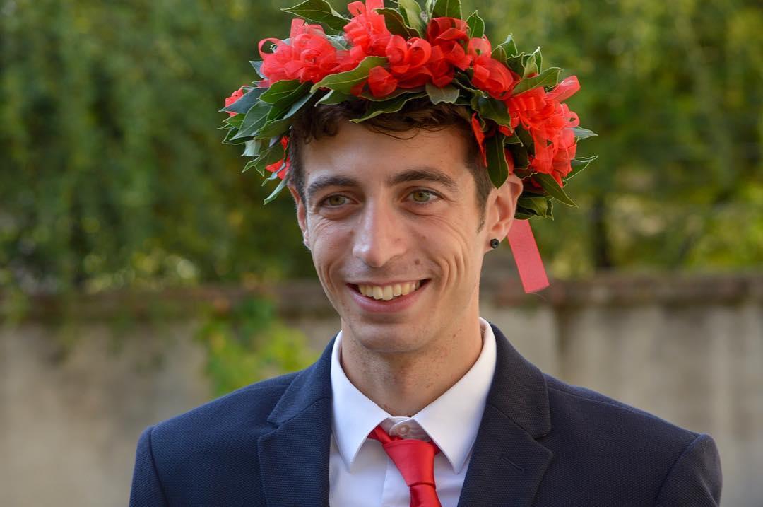 Denis Fumarola laureato
