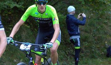 Tremalzo Bike: Mattia Longa chiude la stagione con una Top5