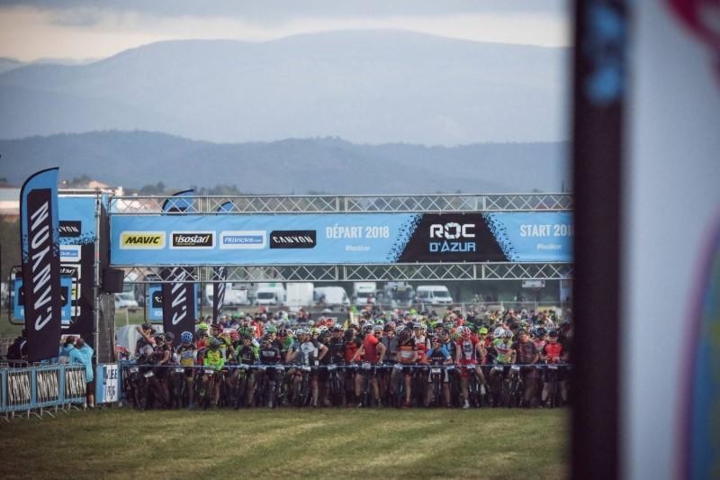 Partenza Roc Marathon