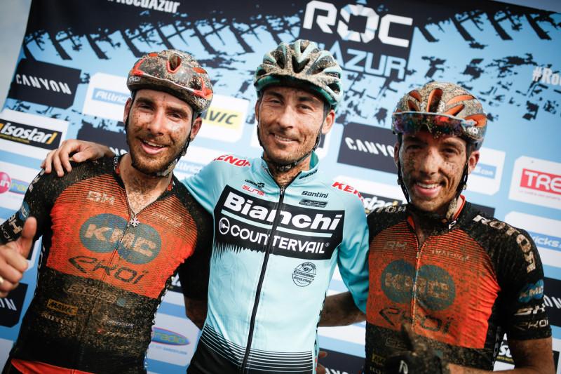podio Roc d'Azur