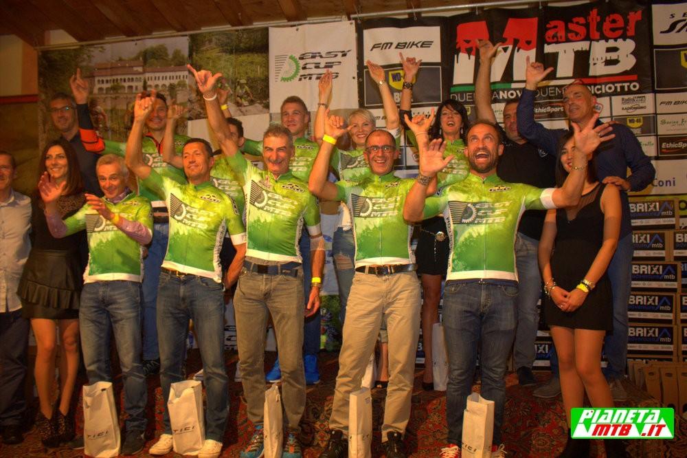 Easy Cup MTB, i vincitori finali