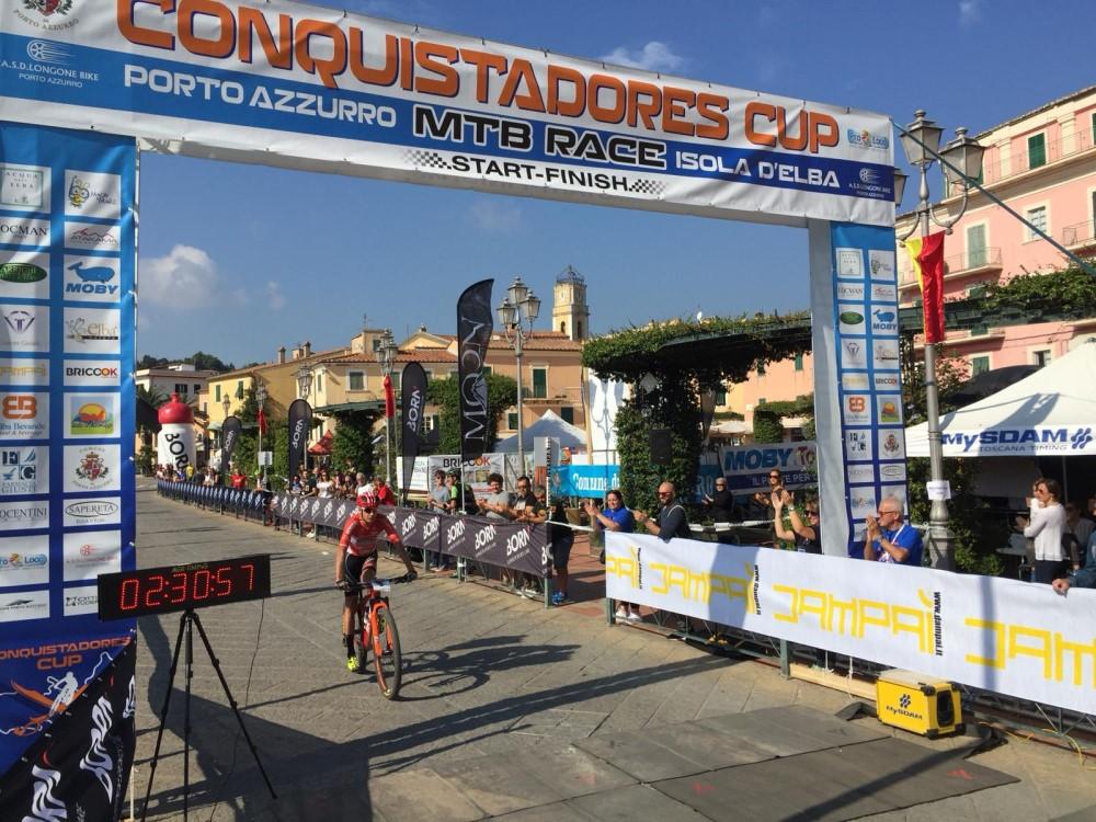 Daniele Mensi vince Conquistadores Cup