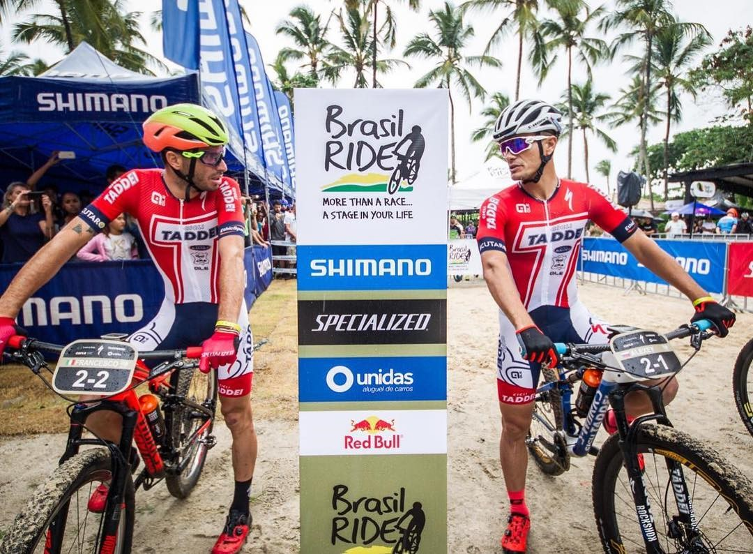 Cicli Taddei al Brasil Ride